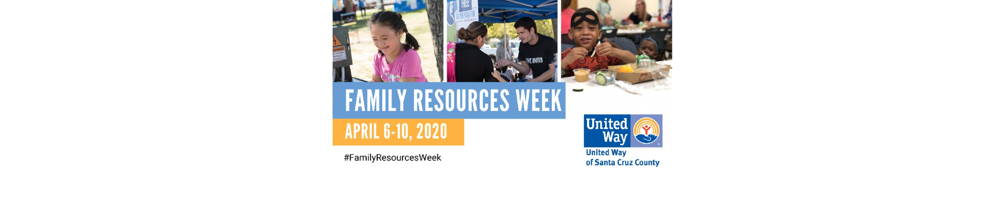 Family Resource Week (April 6th-10th)