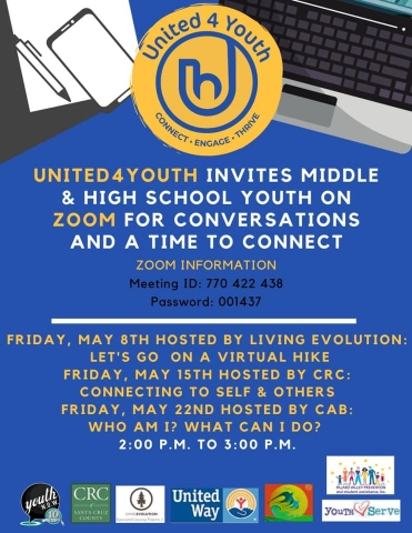 United 4 Youth Flyer